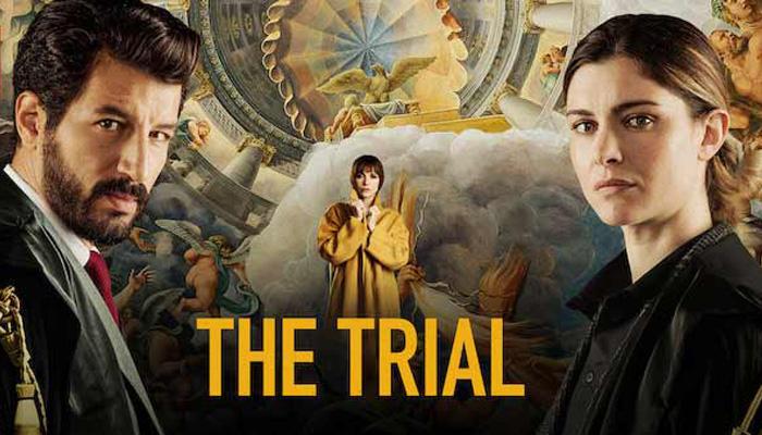 รีวิวซีรีย์ The Trial