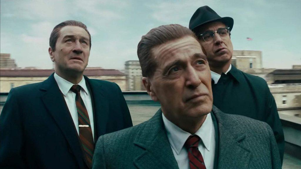 ภาพยนตร์จาก Netflix The Irishman