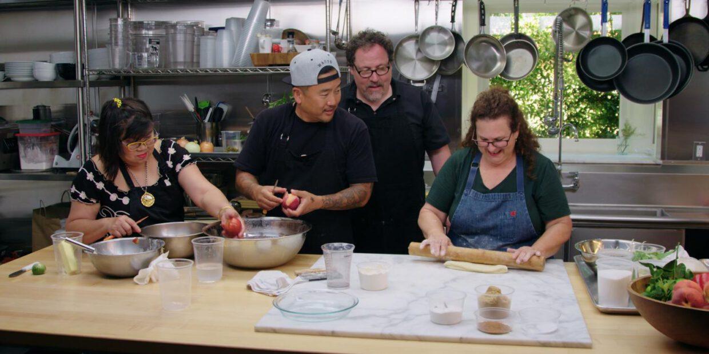 The Chef Show ซีรีย์ที่ว่าด้วยเรื่องอาหาร
