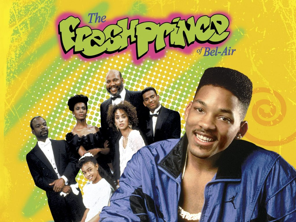 ซีรีย์ FRESH PRINCE OF BEL-AIR