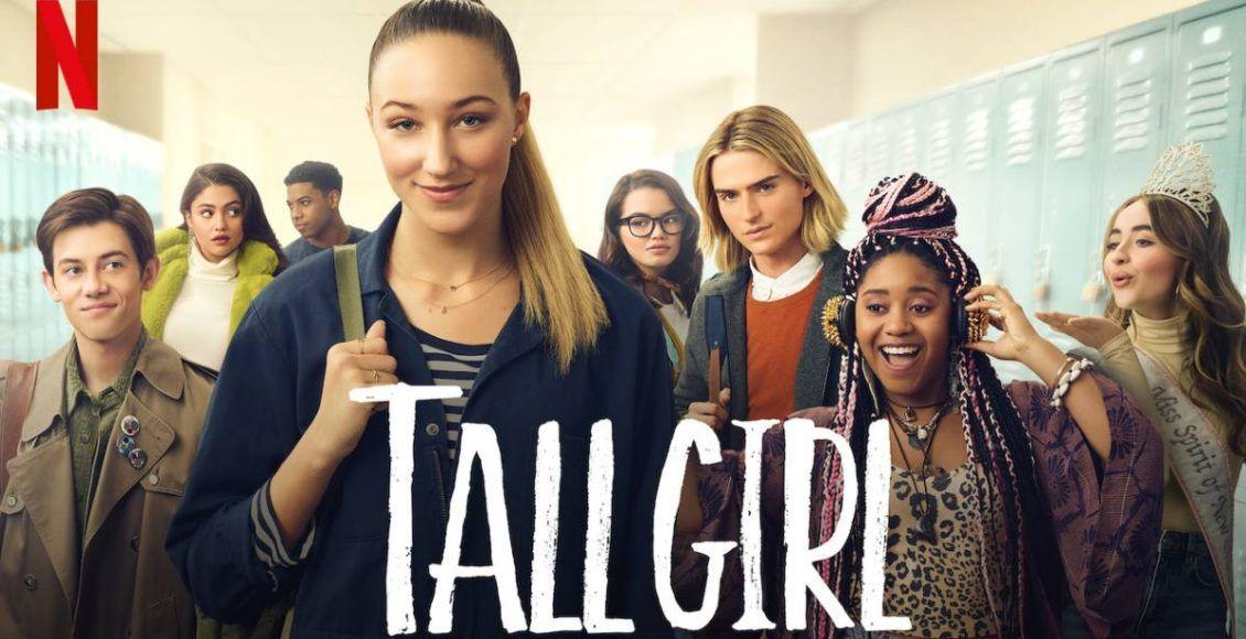 ซีรีย์ เรื่อง Tall Girl เรื่องราวความรักของสาวตัวโย่ง