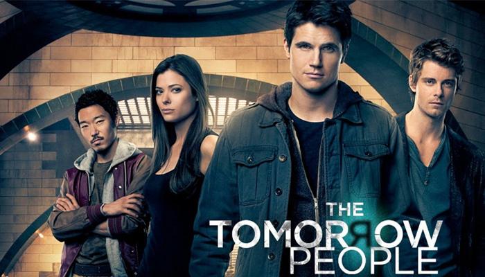 รีวิว The Tomorrow People คนพันธุ์อนาคต