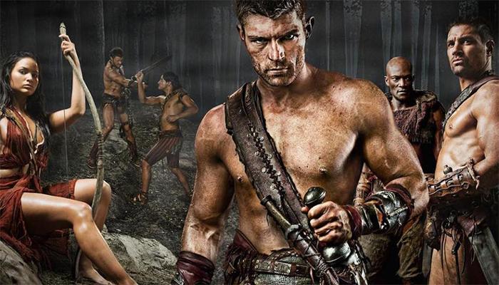 รีวิวซีรีย์ Spartacus