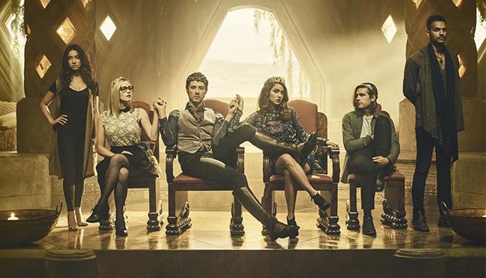รีวิวซีรีย์ The Magicians.