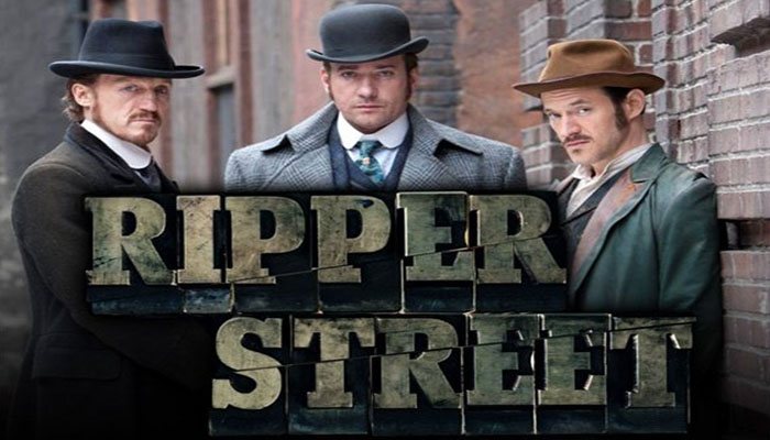 รีวิวซีรี่ย์ Ripper Street