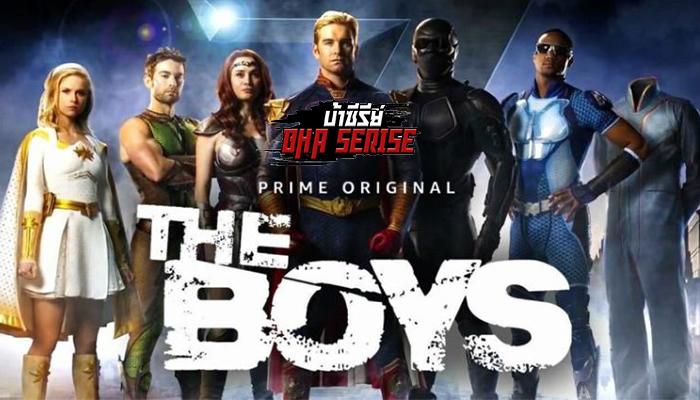 The Boys Season 2 ภาคต่อของซีรี่ย์เสียดสีซุปเปอร์ฮีโร่